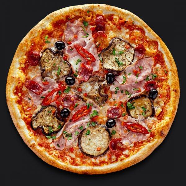 Пицца Меланзана Пиканте
