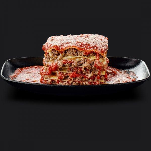 Лазанья с мясом