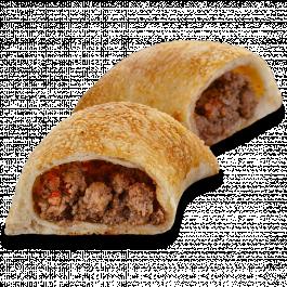 Кальцоне с мясом