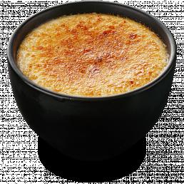 Сырный крем с ежевикой