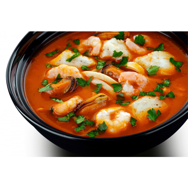 Итальянская похлёбка с морепродуктами