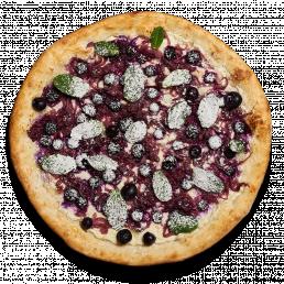 Пицца с голубикой