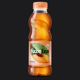Fuze tea «Черный чай Персик»