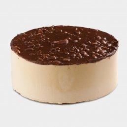 Шоколадно-карамельный с арахисом