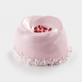 Пирожное «Малиновое облако»