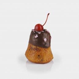 Ромовая баба шоколадка