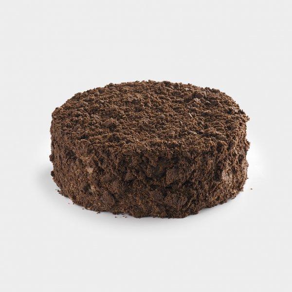 Мини-неаполеон шоколадно-кофейный