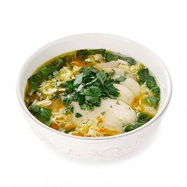 Суп щавелевый