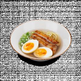 Суп с лапшой и курицей