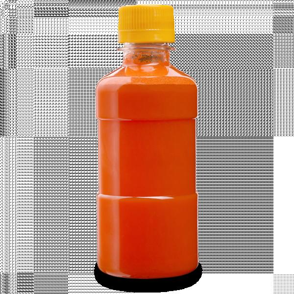 Свежевыжатый мандариновый сок