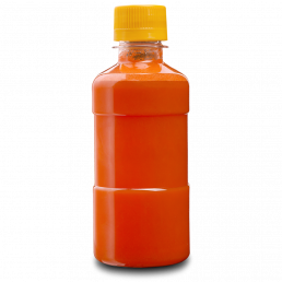 Свежевыжатый морковно-сельдереевый сок