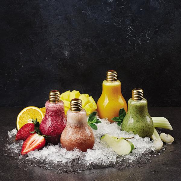 Смузи «Манго-апельсин»