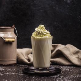 Молочный коктейль «Клубника»