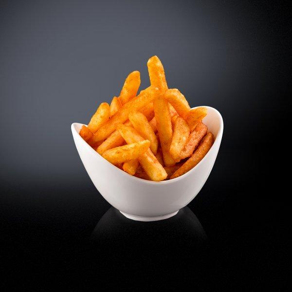 Картофель фри в специях