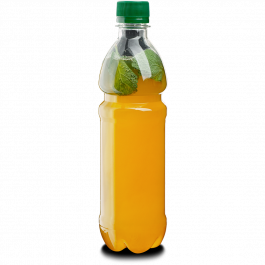 Лимонад с мятой и маракуйей 0,5л