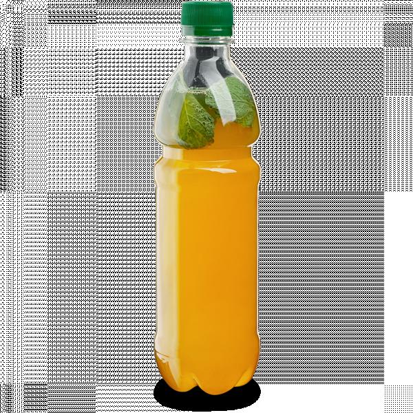 Лимонад с мятой и маракуйей