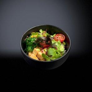Поке с тофу