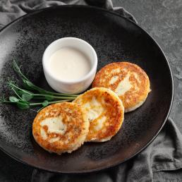 Сырники с фетой