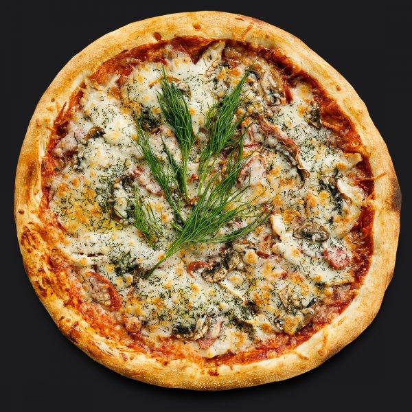 Пицца мясная фирменная