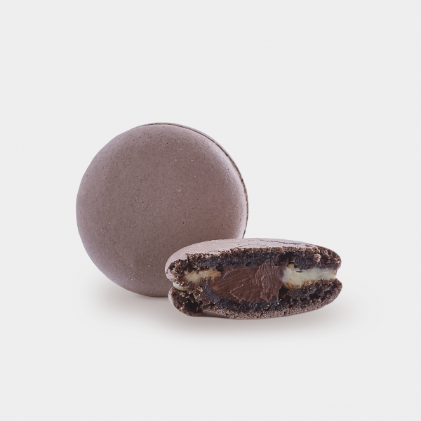 Макарон Банан-шоколад
