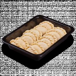 Вареники с картофелем и луком