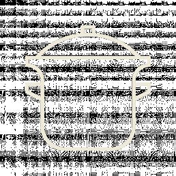 Корзинка с ежевикой и кремом из маракуйи
