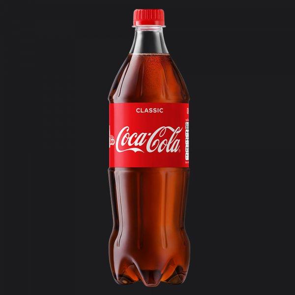Coca-cola 0,9л