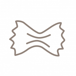 Равиоли неро с крабом и сливочным сыром 1кг