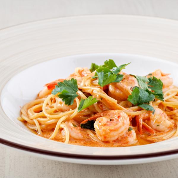 Набор «Спагетти с креветками»
