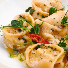 Набор «Тортелли с морепродуктами»