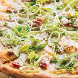Набор «Пицца с беконом и деревенской сметаной»