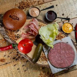 Набор для классического бургера