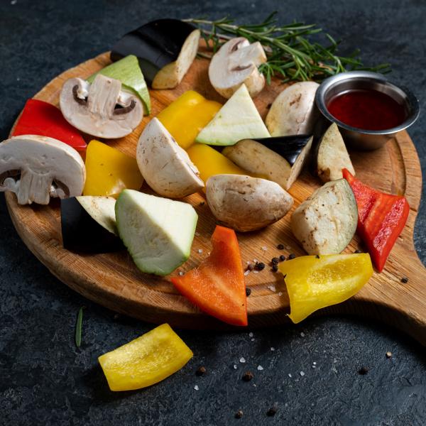 Овощной микс для гриля