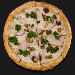 Пицца Полло Фунги