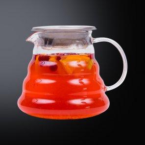 Чай с каламанси и морошкой