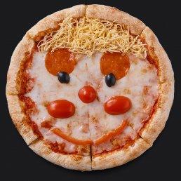 Пицца «Колобок»