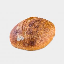 Хлеб с вяленными томатами