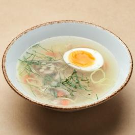 Домашний суп с индейкой