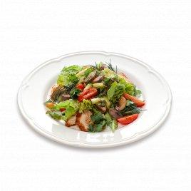Салат с индейкой