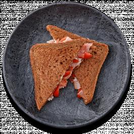 Сэндвич с беконом