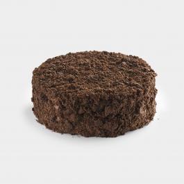 Мини-неаполеон шоколадно-кофейный с заварным кремом