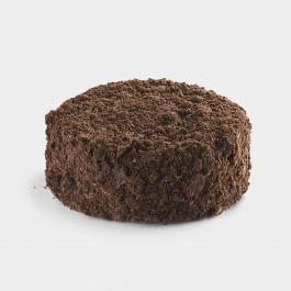 Мини-неаполеон шоколадно-кокосовый с заварным кремом