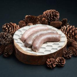 Колбаски из мяса оленя