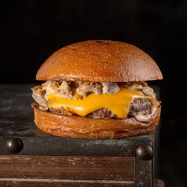 Машрум бургер
