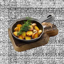 Запечённый бейби картофель