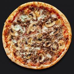 Пицца Кон Карне