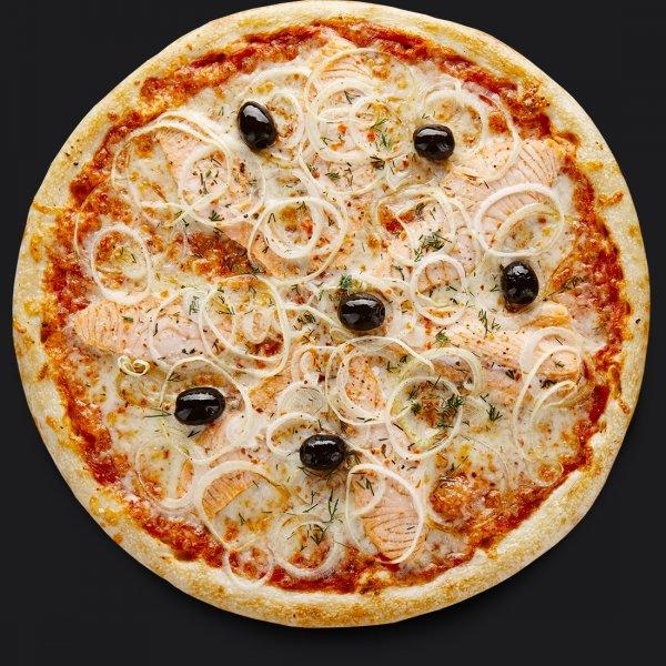 Пицца Сальмона