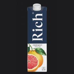 Сок Rich. Грейпфрут